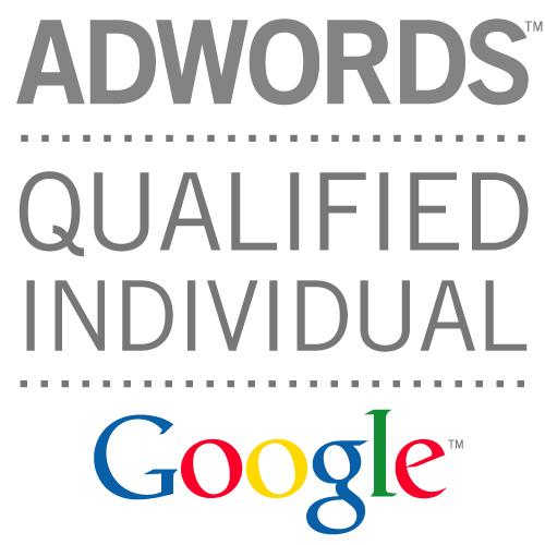 Google Adwords Awwwy certificate